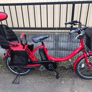K2D電動自転車K64Dヤマハパス リトルモア20インチ8アンペ...