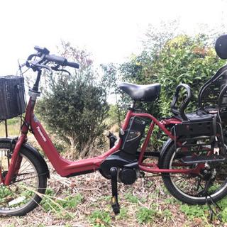 K2K電動自転車K81F パナソニックギュットアニーズ8アンペア