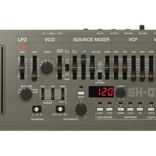 限定1台! 新品 Roland Boutique SH-01A