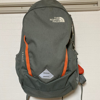 【THE NORTH FACE】vault 美品