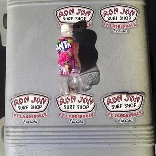 無料スーツケース3つ 使用感あり