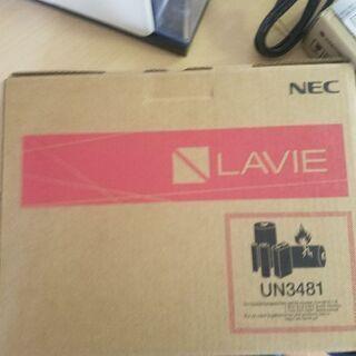 パソコン NEC LAVIE