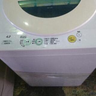 4.2kL洗濯機