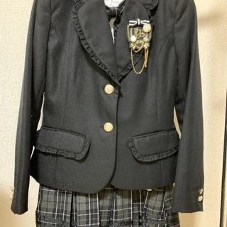 卒業式用スーツ