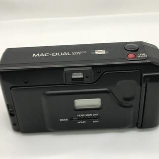 中古 MINOLTA ミノルタ MAC-DUAL フィルムカメラ...