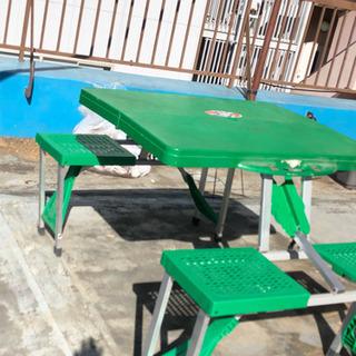 アウトドア 折りたたみテーブル