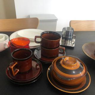 食器【無料】コーヒーカップ、皿等