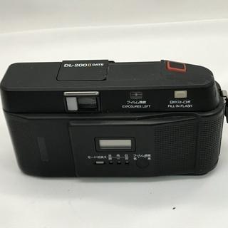 中古  FUJI フジ DL-200Ⅱ DATE フィルムカメラ...