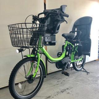 ヤマハ パスバビー 20インチ 3人乗り 8.7ah 高年式 電動自転車 電動アシスト - さいたま市