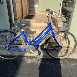 【お譲りいたします】26インチ大人用自転車 ブリヂストン アルベルト