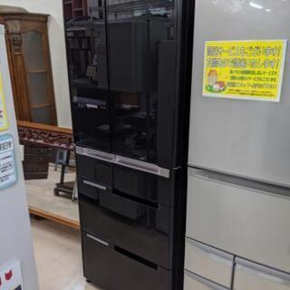 2011年製 HITACHI 日立 6ドア ノンフロン 冷蔵庫 ...