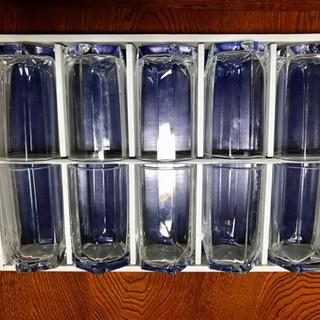 ガラス コップ 10個セット 未使用品