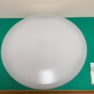 【美品】LED シーリングライト NEC 〜12畳 調光 洋風 ...