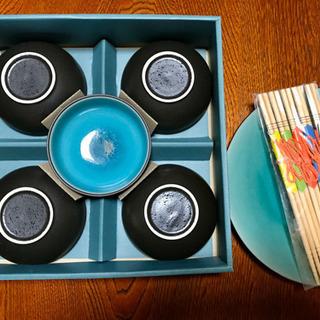 鉢×5   皿×1枚 セット未使用の画像