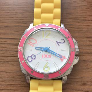 腕時計 カラフル