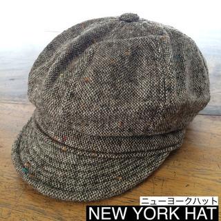 New York Hat ニューヨークハット ウール キャップ ...