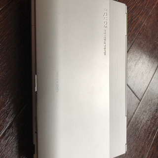 SHARP AQUOS DVDモバイルシアター