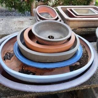 盆栽鉢(多数の残り分です)古品