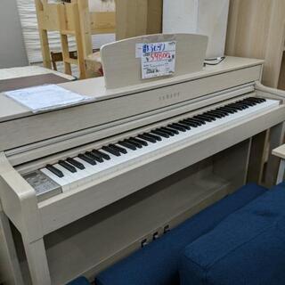 美品 YAMAHA電子ピアノ88鍵 椅子付(クラビノーバ)