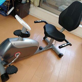 ダイコー(DAIKO) フィットネスバイク 電動マグネット式 8...