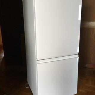 シャープ冷蔵庫 2015年製 137ℓ 1年半使用