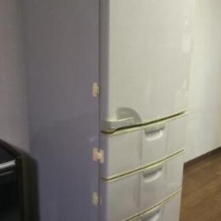 冷える大きめ冷凍冷蔵庫 355L いかがですか