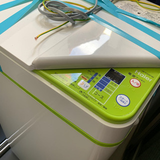 ハイアール 3.3Kg 全自動洗濯機