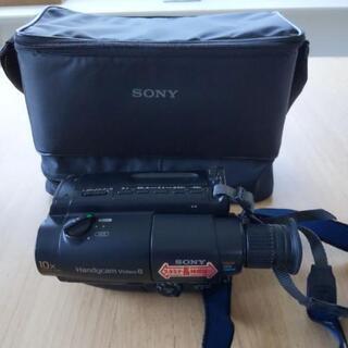 SONYビデオカメラ8Handycam CCD-TR250 PK