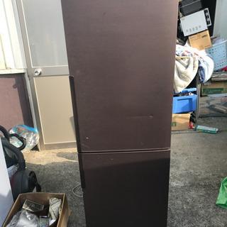 2017年製SHARP冷蔵庫271L SJ-PD27C-T 中古