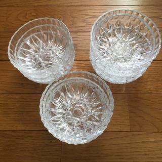 昭和レトロ  ガラス小鉢 Asahiノベルティ 10枚セット