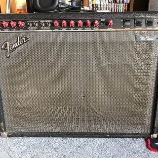 Fender The Twin 赤ノブ 90年製? ギターアンプ