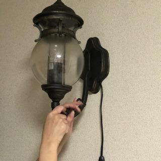 アンティーク調 壁掛け照明