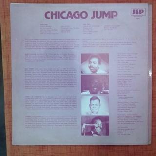 Chicago Jump / Dusty Brown–Doc Terry–Jimmy Lee Robinson-Johnny Littlejohn レコード UK盤 - 相模原市