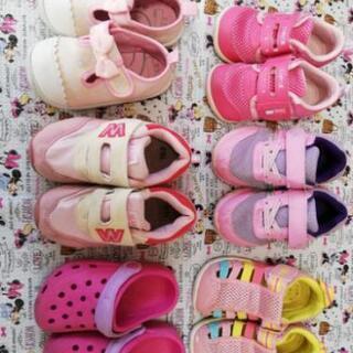 女の子 靴 まとめ売り ☆洗い替え用にオススメ☆
