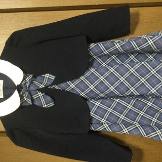 幼稚園の卒業式と小学校の入学式のみ着用 美品  サイズ120