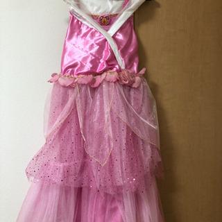 ディズニープリンセスドレス オーロラ姫