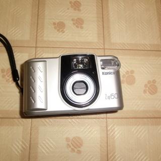 Konica Z-up60 コンパクトフイルムカメラ