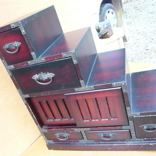 階段箪笥・収納箪笥