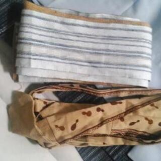 【今年7月購入】二度着たのみの浴衣&帯・雪駄セット - 服/ファッション