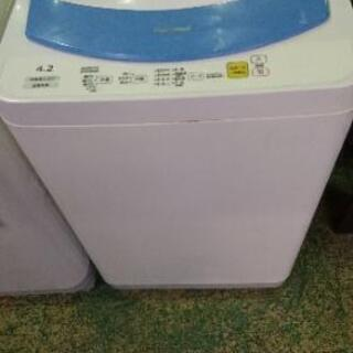 4.2k洗濯機③