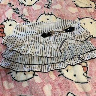 d.i.a.パンツ型スカート