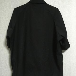 スピンズ スナップボタン半袖シャツ