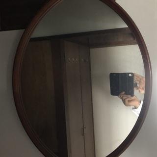 鏡あげます。