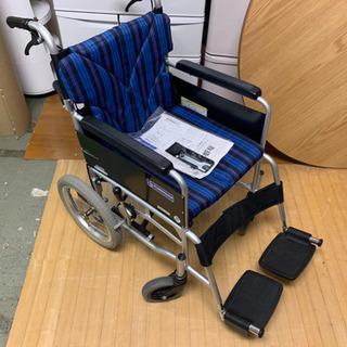 車椅子 カワムラサイクル BMシリーズ BM14 左右折りたたみ式