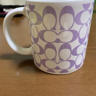 COACH マグカップ