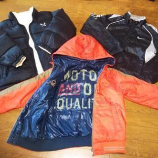 男児服、男の子服(サイズ140~150  秋冬用)  42着