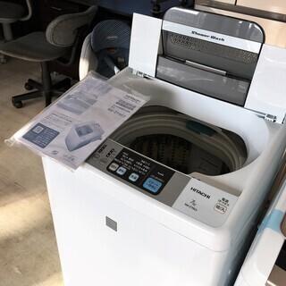 日立7.0K洗濯機2015年製 分解クリーニング済み!!!