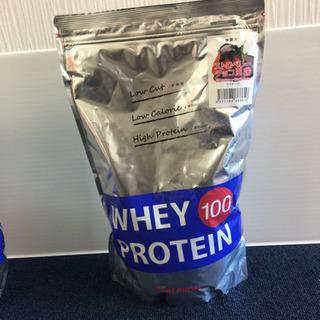 未開封 アルプロン プロテイン 1kg ストロベリーチョコ風味 ...