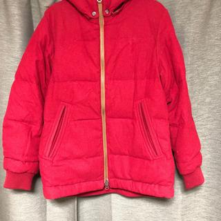 【冬用 コート】赤色 ユナイテッドアローズ
