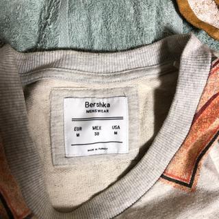 【セットで無料!】Bershka トレーナー - 服/ファッション